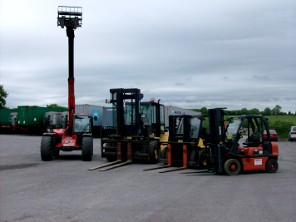 A Forklift for every Job